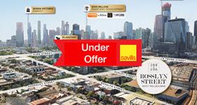 Development / Land commercial property for sale at 288-296 Rosslyn Street West Melbourne VIC 3003
