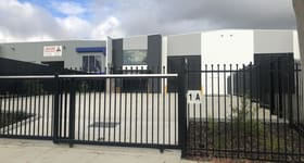 Factory, Warehouse & Industrial commercial property for lease at Unit A/11 Corporate Terrace Pakenham VIC 3810