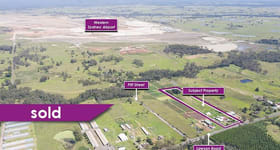 Development / Land commercial property sold at Land/155 Lawson Road Badgerys Creek NSW 2555