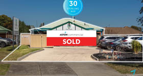 Other commercial property sold at Whole Building/30 Stirling Avenue Cranbourne VIC 3977