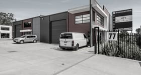 Factory, Warehouse & Industrial commercial property for sale at 1/77 Stenhouse Drive Cameron Park NSW 2285