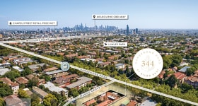 Development / Land commercial property for sale at 344 Dandenong Road St Kilda East VIC 3183