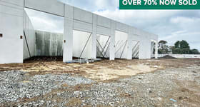 Factory, Warehouse & Industrial commercial property for sale at 1-38/4 Milojevic Court Cranbourne VIC 3977