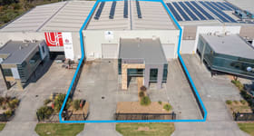 Factory, Warehouse & Industrial commercial property sold at 72-74 Cyber Loop Dandenong South VIC 3175