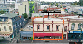 Shop & Retail commercial property sold at 137-141 Auburn Road Hawthorn VIC 3122