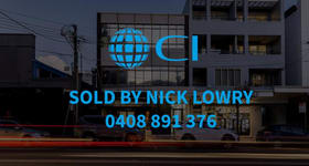 Offices commercial property sold at 11-15 Alexander Street Crows Nest NSW 2065