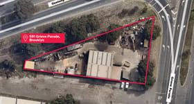 Factory, Warehouse & Industrial commercial property for sale at 581 Grieve Parade Brooklyn VIC 3012