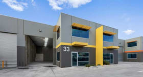 Factory, Warehouse & Industrial commercial property for sale at 33/463A Somerville  Road Brooklyn VIC 3012