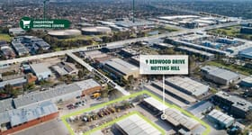 Factory, Warehouse & Industrial commercial property sold at 9 Redwood Drive Notting Hill VIC 3168