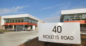 Factory, Warehouse & Industrial commercial property sold at Unit 13/40 Ricketts Road Mount Waverley VIC 3149