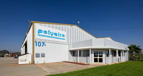 Factory, Warehouse & Industrial commercial property for sale at 107 North Street Albury NSW 2640