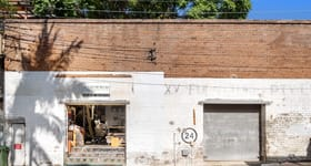 Factory, Warehouse & Industrial commercial property sold at 24 Grose Street Glebe NSW 2037