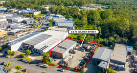 Factory, Warehouse & Industrial commercial property for sale at 8 & 10 Dulwich Street Loganholme QLD 4129