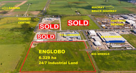 Factory, Warehouse & Industrial commercial property for sale at Stage 8 Industroplex, Cnr Executive & Dozer Drive Paget QLD 4740