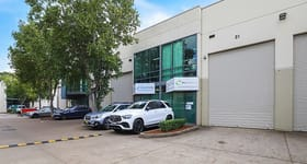 Factory, Warehouse & Industrial commercial property sold at 287 Victoria Road Rydalmere NSW 2116