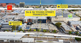 Shop & Retail commercial property for sale at 34 & 36 Young Street Frankston VIC 3199