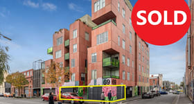 Shop & Retail commercial property sold at 69 Victoria Street Fitzroy VIC 3065