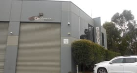 Factory, Warehouse & Industrial commercial property for sale at 12/65-71 Bayfield Road Bayswater VIC 3153