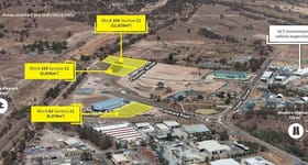 Factory, Warehouse & Industrial commercial property sold at Hume ACT 2620