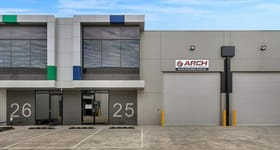 Factory, Warehouse & Industrial commercial property sold at 25/72 Logistics Street Keilor Park VIC 3042