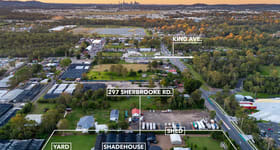 Development / Land commercial property for sale at 297 Sherbrooke Road Willawong QLD 4110