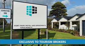 Hotel, Motel, Pub & Leisure commercial property for sale at Port Fairy VIC 3284