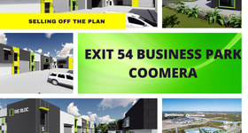 Showrooms / Bulky Goods commercial property for lease at 20/Lot 3 54 Business Park Coomera QLD 4209