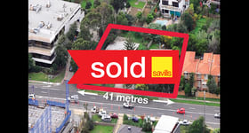 Development / Land commercial property sold at 86-88 Tram Road Doncaster VIC 3108