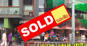 Shop & Retail commercial property sold at 30 The Esplanade St Kilda VIC 3182