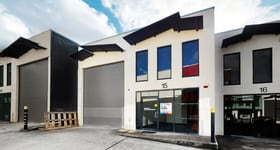 Factory, Warehouse & Industrial commercial property for sale at Unit 15/5 Cairns St Loganholme QLD 4129