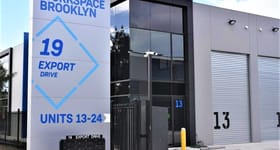 Factory, Warehouse & Industrial commercial property for sale at 16/17-19 Export Drive Brooklyn VIC 3012