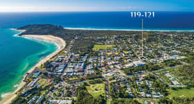 Development / Land commercial property for sale at 119-121 Jonson Street Byron Bay NSW 2481