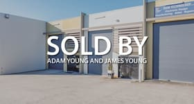 Factory, Warehouse & Industrial commercial property for sale at 6/2 Kohl Street Upper Coomera QLD 4209