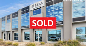 Factory, Warehouse & Industrial commercial property sold at 4/189B South Centre Road Tullamarine VIC 3043