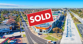 Shop & Retail commercial property sold at 831 Nepean Highway Bentleigh VIC 3204