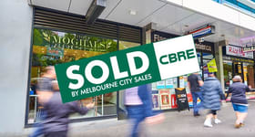 Hotel, Motel, Pub & Leisure commercial property sold at 369 & 371 King Street Melbourne VIC 3000