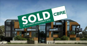 Development / Land commercial property sold at 1-5 Hurstmon Street Malvern East VIC 3145