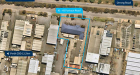 Factory, Warehouse & Industrial commercial property for sale at 41-45 Furnace Road Welshpool WA 6106