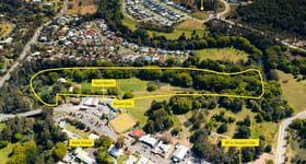 Development / Land commercial property for sale at 2-4 Christie Street Canungra QLD 4275