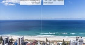 Development / Land commercial property for sale at 1409 & 1411 Gold Coast Highway Palm Beach QLD 4221