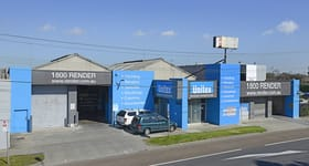 Factory, Warehouse & Industrial commercial property sold at 1346-1348 North Road Oakleigh VIC 3166