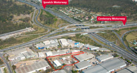 Factory, Warehouse & Industrial commercial property sold at 67 Bernoulli Street Darra QLD 4076