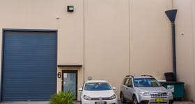 Factory, Warehouse & Industrial commercial property sold at 6/1-3 Nicholas Street Lidcombe NSW 2141