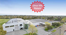 Factory, Warehouse & Industrial commercial property sold at 2-16 Edward Street Oakleigh VIC 3166