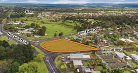 Development / Land commercial property sold at 1-11 Monash Road Newborough VIC 3825