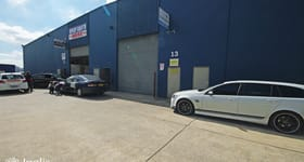 Factory, Warehouse & Industrial commercial property sold at UNIT 13/157 Airds Road Minto NSW 2566