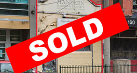 Factory, Warehouse & Industrial commercial property sold at 162 Hoddle Street Abbotsford VIC 3067