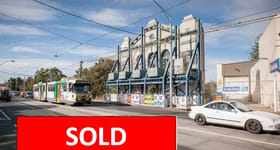 Development / Land commercial property sold at 392 St Georges Road Fitzroy North VIC 3068