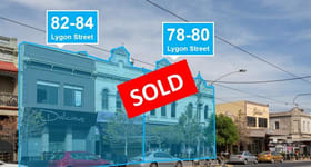 Shop & Retail commercial property sold at 78-84 Lygon Street Brunswick East VIC 3057