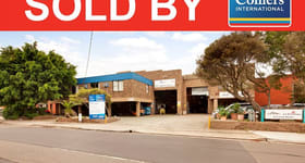 Factory, Warehouse & Industrial commercial property sold at 16-20 Luland Street Botany NSW 2019